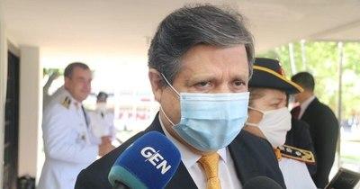 """La Nación / Caso Denis: """"Si la Cruz Roja interviene, le estamos dando el estado de beligerantes al EPP"""""""
