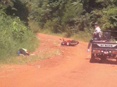 Mataron a un joven en Yaguarón por posible ajuste de cuentas