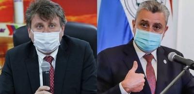 """HOY / Mientras Abdo está """"trasnochado"""", juntan votos para interpelar a Villamayor y Lichi"""