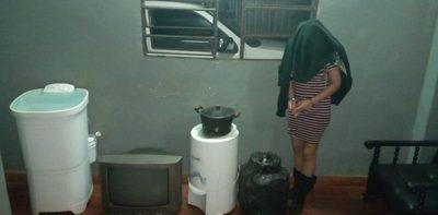 Mujer detenida tras desvalijar una casa – Diario TNPRESS