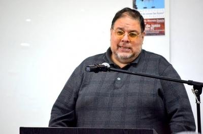 """La destitución de Villamayor """"es lo mínimo que le queda a Mario Abdo para remontar"""", según Fernández Bogado"""