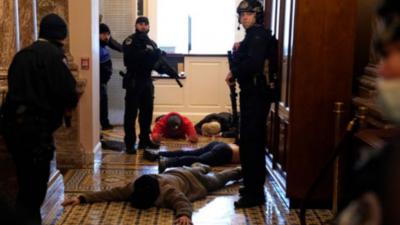 HOY / Asalto al Capitolio: la cronología del histórico capítulo en la política de EEUU