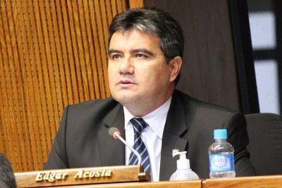 Diputado liberal pide interpelar a Villamayor por transa fallida