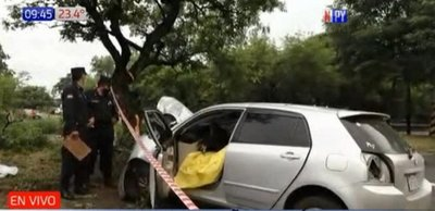 Joven muere en accidente en zona Ñu Guasu