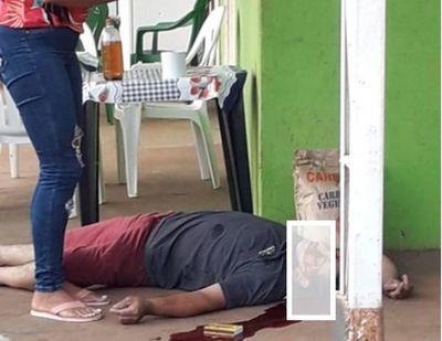 Asesinan al dueño de un comercio en Sanga Puitã, Brasil