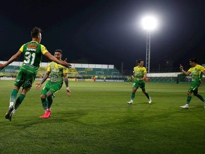 Coquimbo Unido contra Defensa y Justicia en histórica semifinal