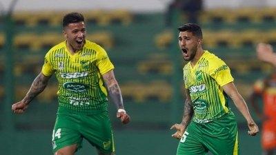 Hachen, el extremo de la Superliga en el interés de Guaraní