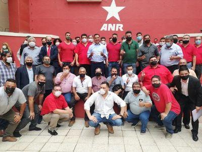 Martín Arévalo inscribe movimiento en ANR para ser precandidato