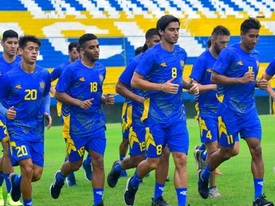 El plantel de Sportivo Luqueño inicia su pretemporada