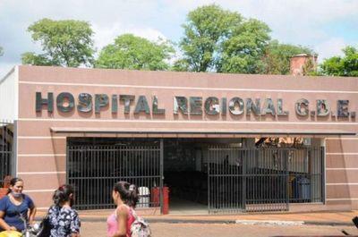 Hurtan sensor y máquina de anestesia de hospital de Ciudad del Este