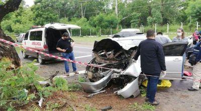 Joven fallece en zona del Parque Ñu Guasú