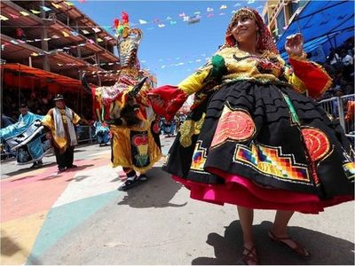 Carnaval de Oruro se suspende por la pandemia