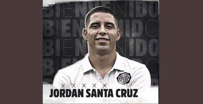 Jordan Santacruz segundo refuerzo del campeón