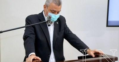 La Nación / Defensa: Villamayor expone documentos del acuerdo con PDVSA