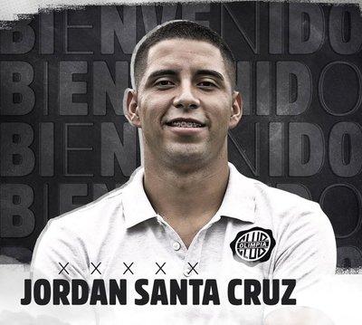 """Jordan Santacruz: """"es el paso más grande en mi carrera"""" · Radio Monumental 1080 AM"""