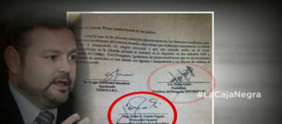 Senac investiga acuerdo secreto entre Petropar y Texos