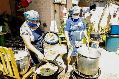 Políticas sociales durante pandemia apoyaron iniciativas de seguridad alimentaria y generación de empleo