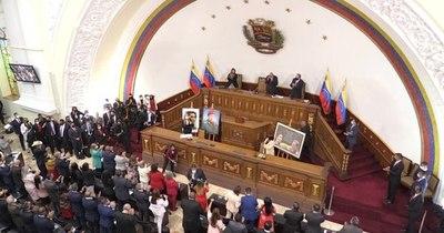 La Nación / PDVSA: Nuevo Parlamento chavista de Venezuela investigará a Guaidó