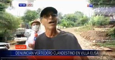 """La Nación / """"Negacionista"""" agrede a periodista de TV: """"Tenés miedo del COVID porque sos gordo"""""""