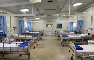 Reportan aumento de jóvenes internados en el Ineram por coronavirus