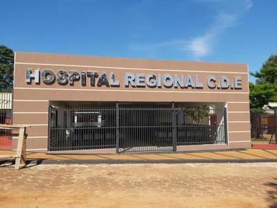 Hurtan sensor de máquina de anestesia del Hospital de Ciudad del Este – Prensa 5