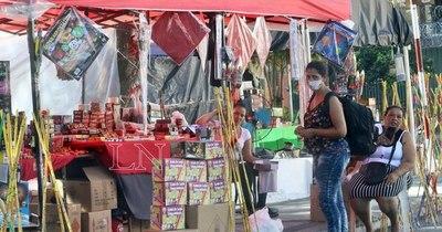 La Nación / Salud apoya la regulación del uso de pirotecnia