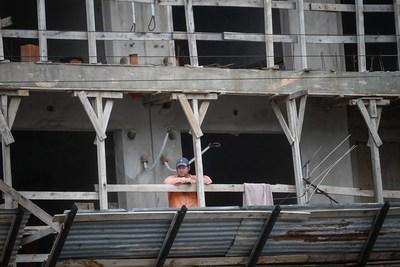 La construcción argentina anotó en noviembre su primera subida en dos años