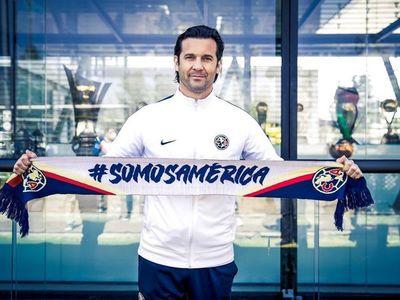A Solari le entusiasma debutar con el América en el estadio Azteca
