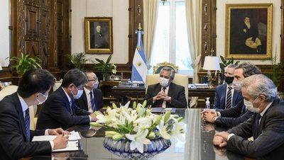 Argentina y Japón hablaron sobre profundizar vínculos económicos