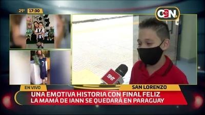 San Lorenzo: Una emotiva historia con final feliz