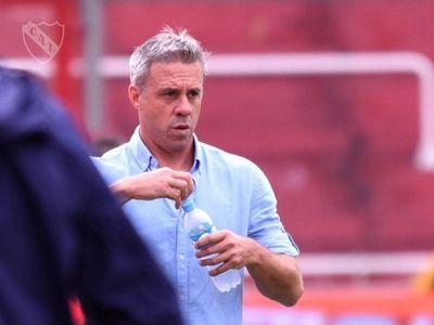 Lucas Pusineri ya no es técnico de Independiente