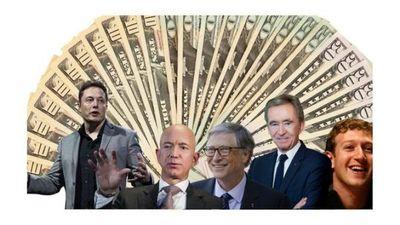 Elon Musk, fundador de Tesla, el hombre más rico del mundo