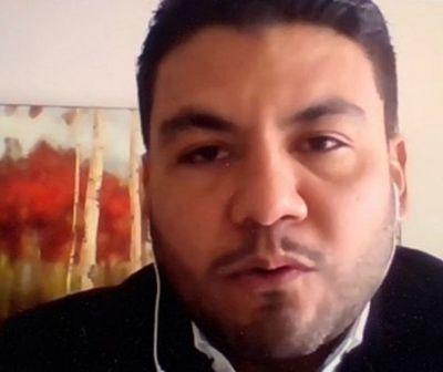 Exclusivo. Troconis asegura que conoció a Sebatián Vidal en Paraguay