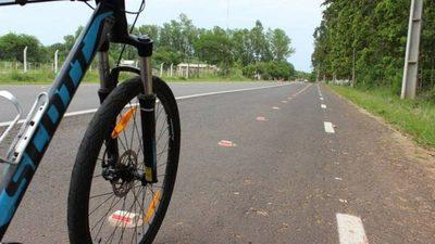 Impulsan 60 km de bicisendas que unirá Asunción con Luque y San Lorenzo