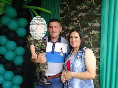 Militar habría asesinado a su pareja y posteriormente se quitó la vida