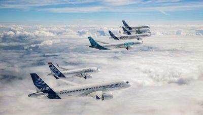 Airbus es el mayor fabricante aeroespacial del mundo por segundo año consecutivo