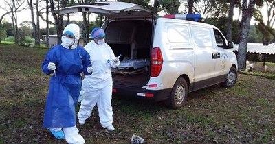 La Nación / Salud practicó 500.000 hisopados el año pasado