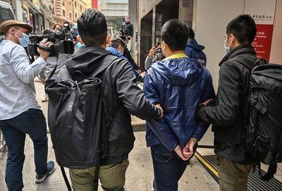 Democracias occidentales condenan  las detenciones en Hong Kong
