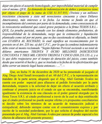 """Texos Oil ahora se """"deshace"""" de abogado Abel Ávalos, vinculado al excontralor"""