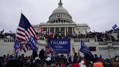 La cifra de víctimas fatales por asalto al Capitolio de EEUU se elevó a cinco tras confirmarse la muerte de un policía