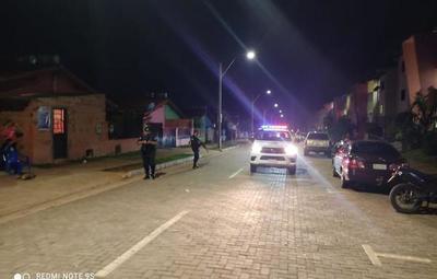 Operativo patrullaje: más controles en Asunción