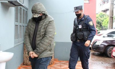 Cae detenido guardiacárcel con marihuana y celular que intentó introducir al penal – Diario TNPRESS