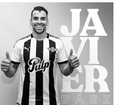 Libertad hizo oficial la contratación del excapitán aurinegro Javier Báez