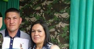 La Nación / Militar mató a su pareja, luego falleció en un accidente de tránsito