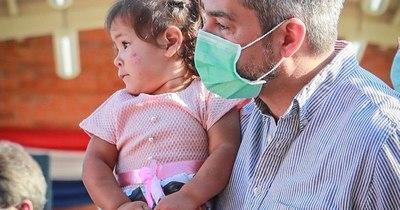 "La Nación / Abdo Benítez sobre COVID-19: ""Tengo miedo que en algún momento me contagie"""