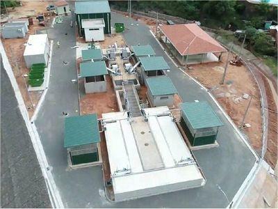 Pondrán en marcha primera planta de aguas residuales en Asunción
