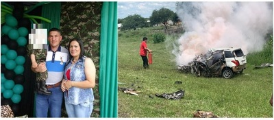 Feminicidio en Pilar: Mató a su pareja, huyó en auto y falleció en un accidente
