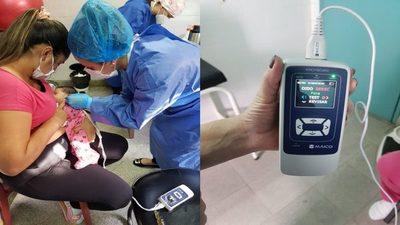 Tecnología detecta trastornos auditivos en recién nacidos