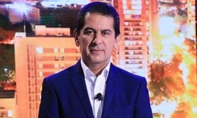 Periodista niega uso de factura falsa de G. 550 millones