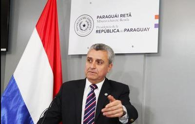 Villamayor en la mira: Diputados preparan interpelación
